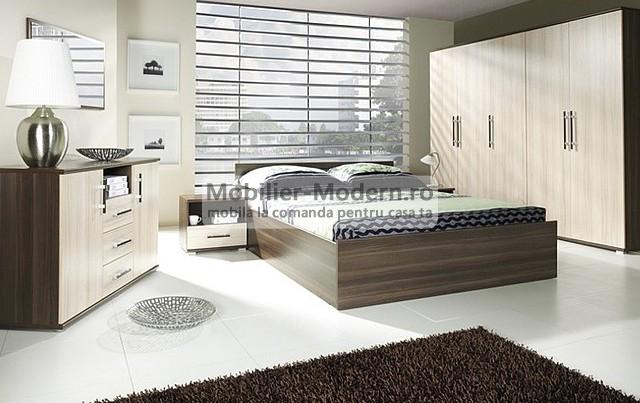 dormitoare la comanda dormitor cairo. Black Bedroom Furniture Sets. Home Design Ideas